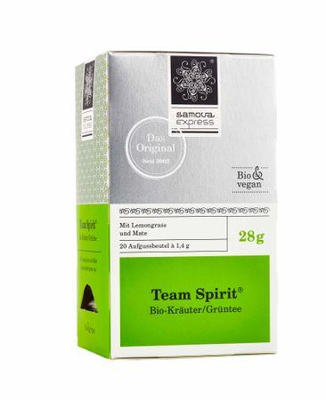 Team Spirit Express  20 Beutel/Packung – Bild 2