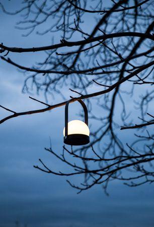 Carrie LED Lampe schwarz – Bild 7
