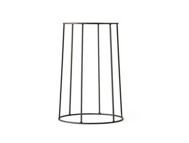 MENU Wire Ständer Base 404 schwarz als Zubehör für Wire-Serie – Bild 1