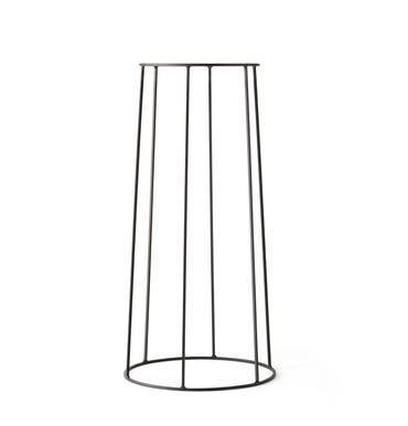 MENU Wire Pot Blumentopf schwarz als Ergänzung für Wire-Serie – Bild 7