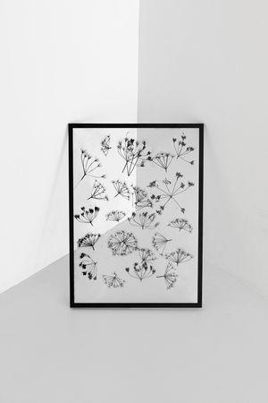 Rahmen A4 Alu schwarz - durchgehend transparent – Bild 2