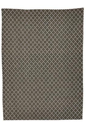 Küchenhandtuch Nr. 2 grau 50 x 70 cm