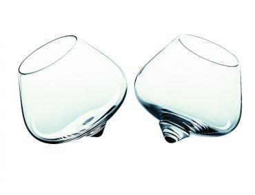 Cognac Glas 2er Pack – Bild 1