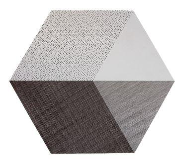 By May Platz Set Beton Concrete 2er-Set – Bild 2