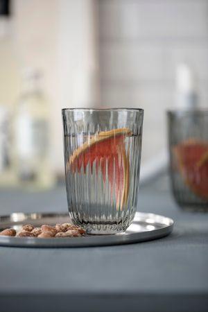 Kähler Hammershoi Trinkglas klar 4er Set – Bild 2
