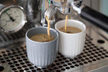 Kähler Hammershoi Espressotasse marmor mable – Bild 2