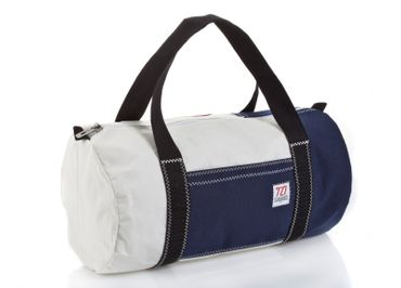 Sailbags Tasche Onshore-Dacron Hit Blue Navy No. 8 red – Bild 2