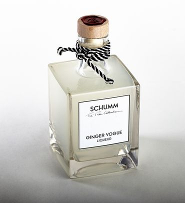Schumm Ingwer Vogue Likör 500ml – Bild 2