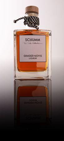 Schumm Ingwer Novis Likör 500ml – Bild 1