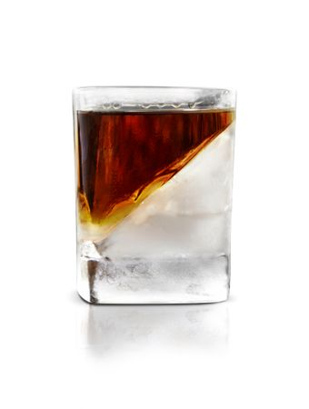 Whiskey Wedge Glas – Bild 2
