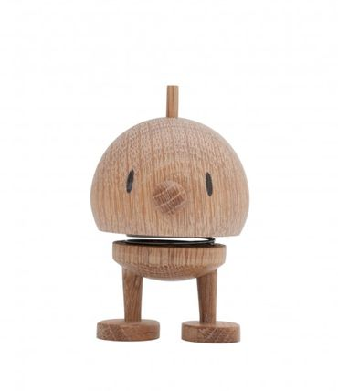 Hoptimist Baby Woody Bumble Baby Holz Bumble Eiche