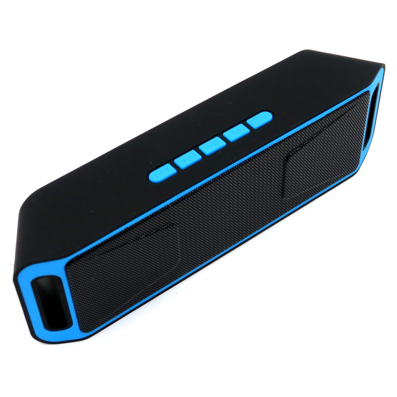 bluetooth box wireless speaker bass lautsprecher microsd. Black Bedroom Furniture Sets. Home Design Ideas