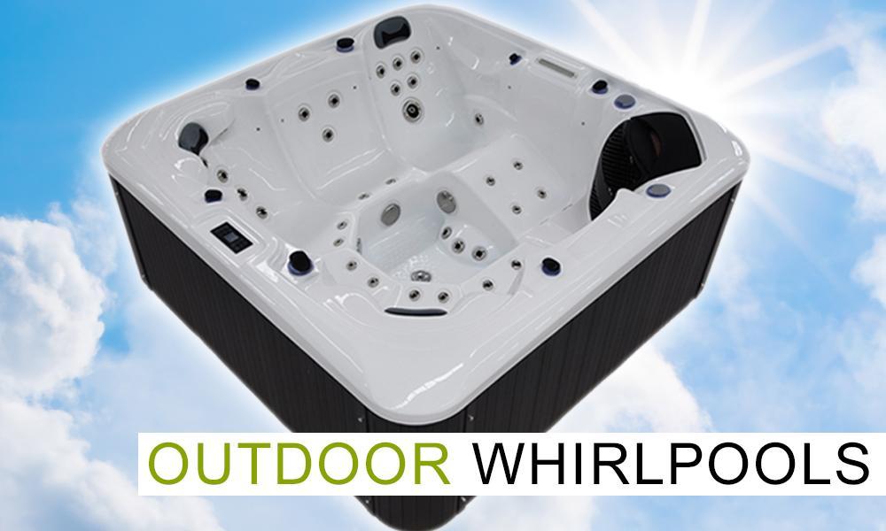 Otdoor Whirlpools