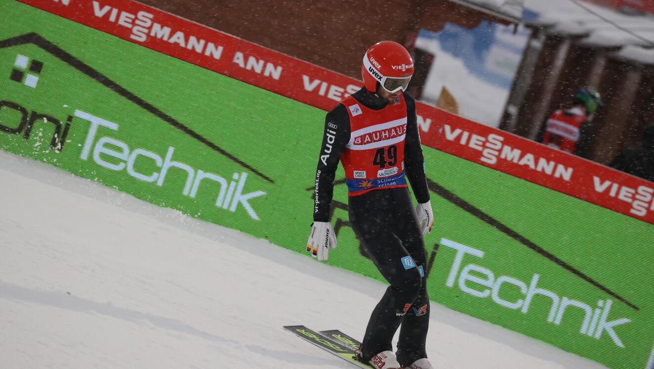 Sponsoring Viessmann FIS Skisprung Weltcup Klingenthal 2021