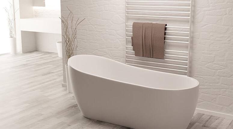 Freistehende Badewanne - Startseite