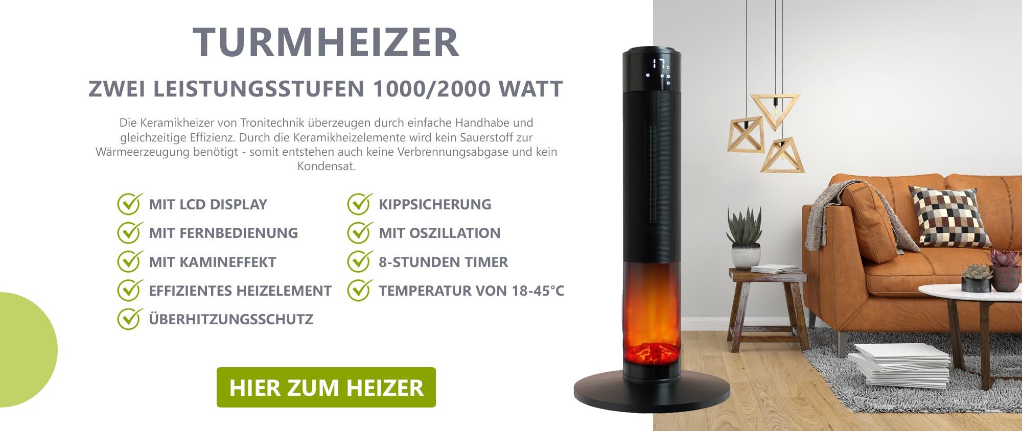 Turmheizer