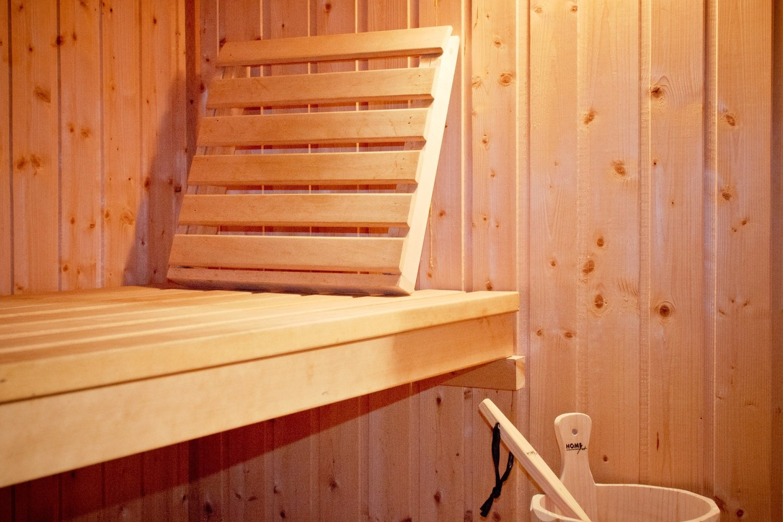 Mit Sehhilfen in die Sauna