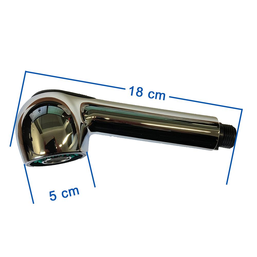 Bild 3: TroniTechnik Brausekopf Spültisch Geschirrbrause Küchenbrause Spültischbrause Spültischarmatur
