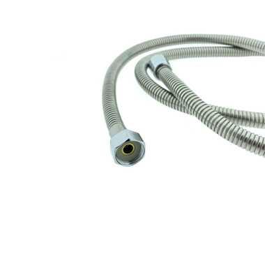 TroniTechnik Metall Brauseschlauch Duschschlauch Handbrauseschlauch 1,50m – Bild 3