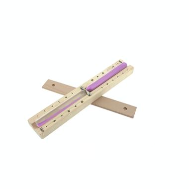 Dewello Saunaeimer Kelle Thermometer Sanduhr – Bild 10
