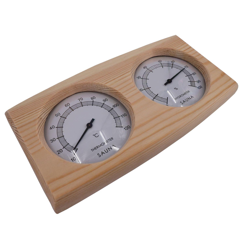 Sauna Thermometer (Variante 2)