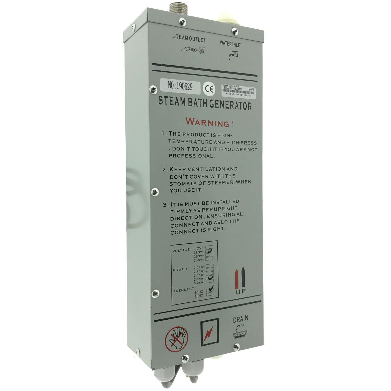 Dampfgenerator 2,8kW