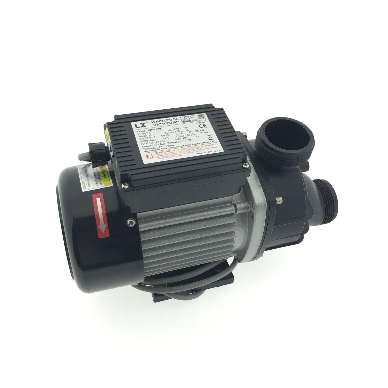 Whirlpool Pumpe LX WPP100 mit Netzstecker