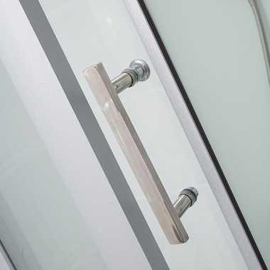 Duschtempel Badewanne TINOS 135x80 – Bild 5