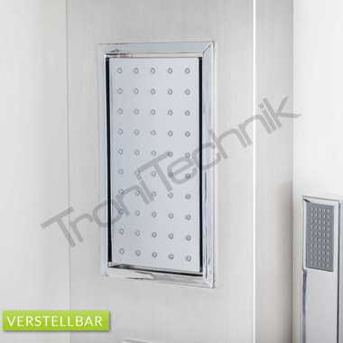 "TroniTechnik shower panel "" Turin "" stainless steel – Bild 3"