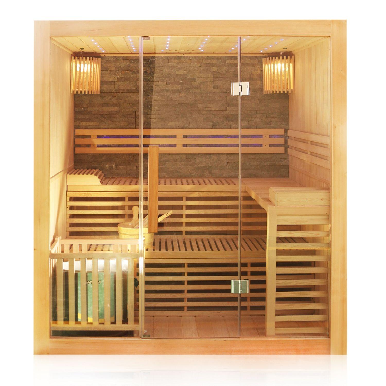 sauna innen kaufen amazing bild von karibu premium sauna. Black Bedroom Furniture Sets. Home Design Ideas