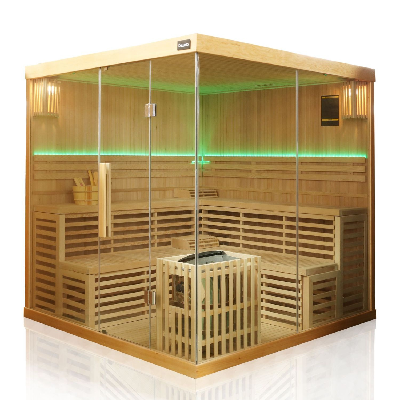 Image of Finnische Sauna SARNIA 2 200x200