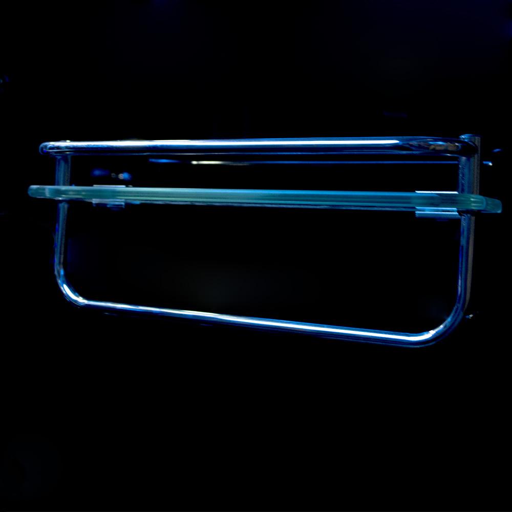 Bild 8: TroniTechnik Duschtempel Fertigdusche Duschkabine Dusche Glasdusche Eckdusche Komplettdusche S100XC2HG01 100x100