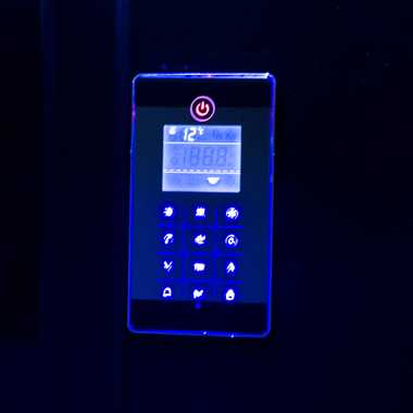 TroniTechnik Duschtempel Duschkabine Dusche Glasdusche Eckdusche Komplettdusche S100XC1EG01 100x100 – Bild 5