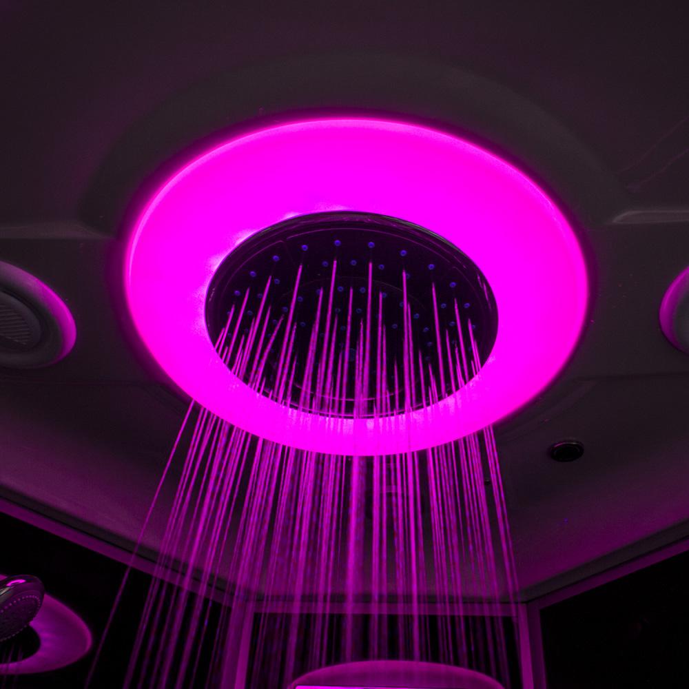 Bild 10: TroniTechnik Duschtempel Duschkabine Dusche Glasdusche Eckdusche Komplettdusche S090XG1EG01 90x90