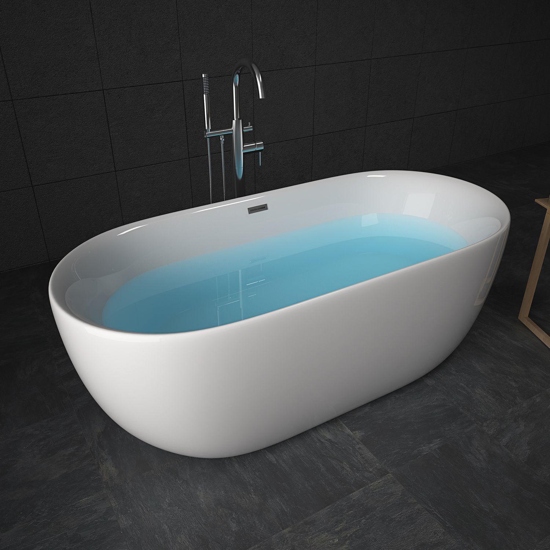 Freistehende Badewanne SIFNOS