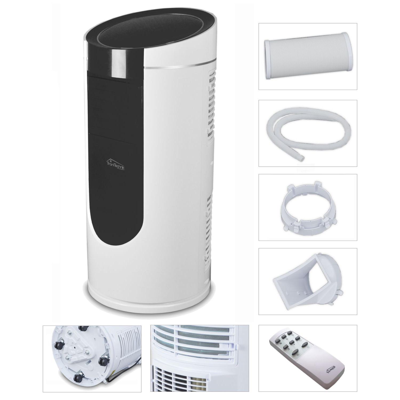 Mobiles Klimagerät Keldur 4-in-1 mit 9000 BTU (2,6kW)