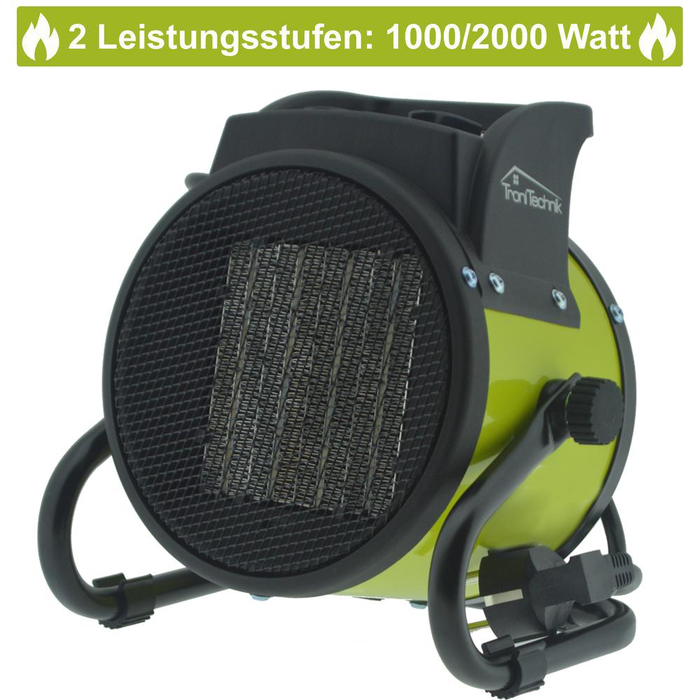 Keramikheizer TT-KH-502 2kW