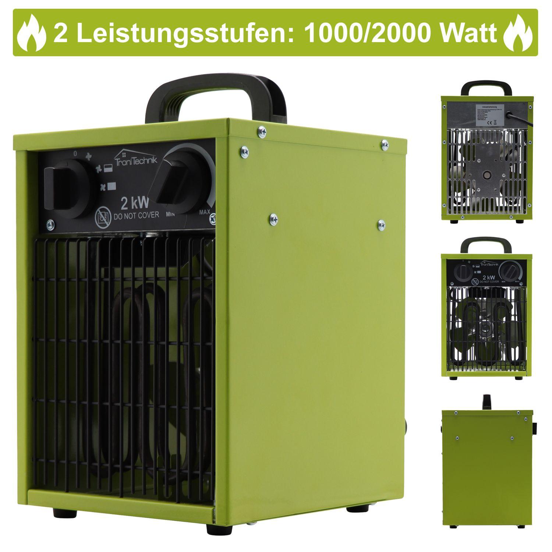 Elektrische Industrieheizung TT-EIH-152