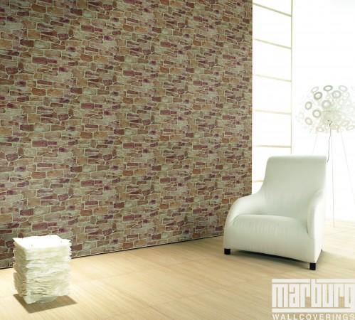 Wallpaper Marburg SUPROFIL DECO 50812 stones wall online kaufen