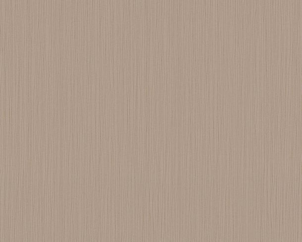 Non-Woven Wallpaper lines structured brown gloss 7855-10 online kaufen