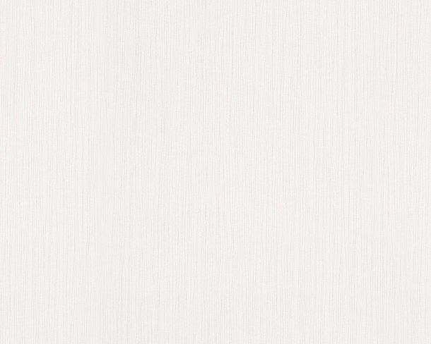Non-Woven Wallpaper lines structured white gloss 7855-27