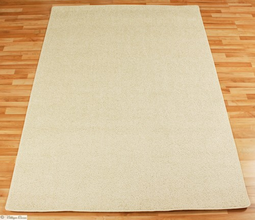 Long pile Shaggy Carpet / rug MERLIN 133 cm / 1.18 '' x 200 cm / 52.36 '' x 78.74 '' cream