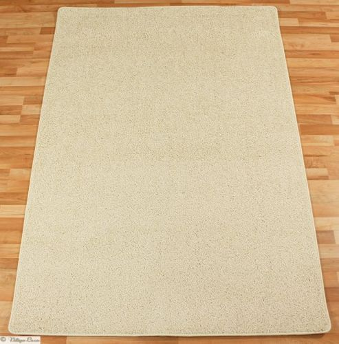 Long pile  Shaggy Carpet / rug MERLIN 160 cm x 240 cm / 62.99 '' x 94.49 '' cream