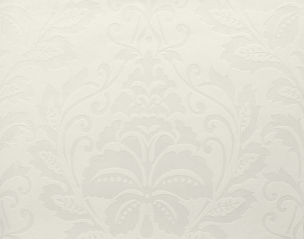 Retro wallpaper Flock 3 2554-40 255440 white