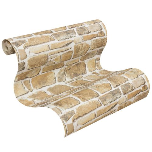 Stone wallpaper Rasch 265606 - new