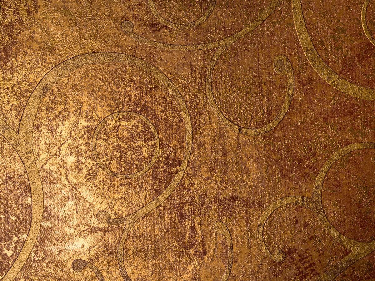 Tapete Gold la veneziana non woven wallpaper marburg 77724 gold