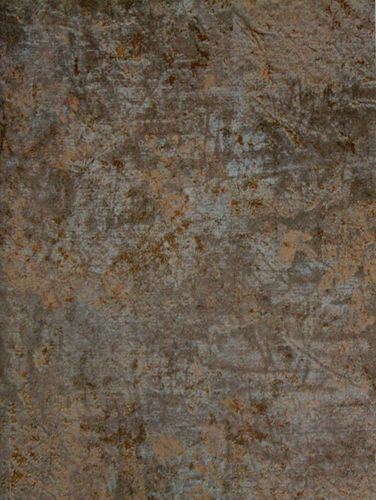 Non-Woven Wallpaper Patina Plaster taupe Metallic 77701