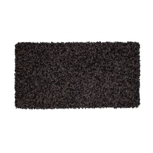 Carpet / rug Shaggy Java about 120 cm x 67 cm / 47.24 '' x 26.38 '' anthracite