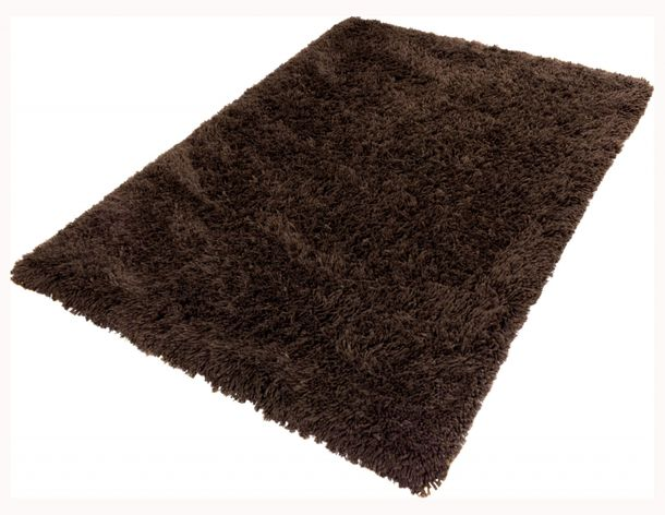 Carpet / rug Shaggy Comfort about 140 cm x 200 cm / 55.12 '' x 78.74 '' brown online kaufen