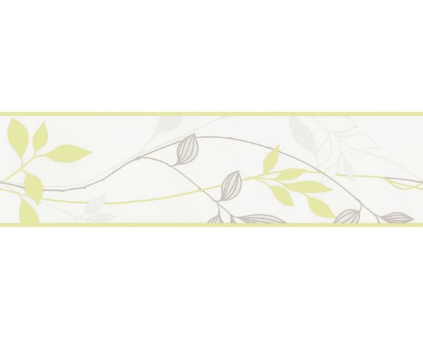Border AS Avenzio 4 2496-23 249623 vine white green